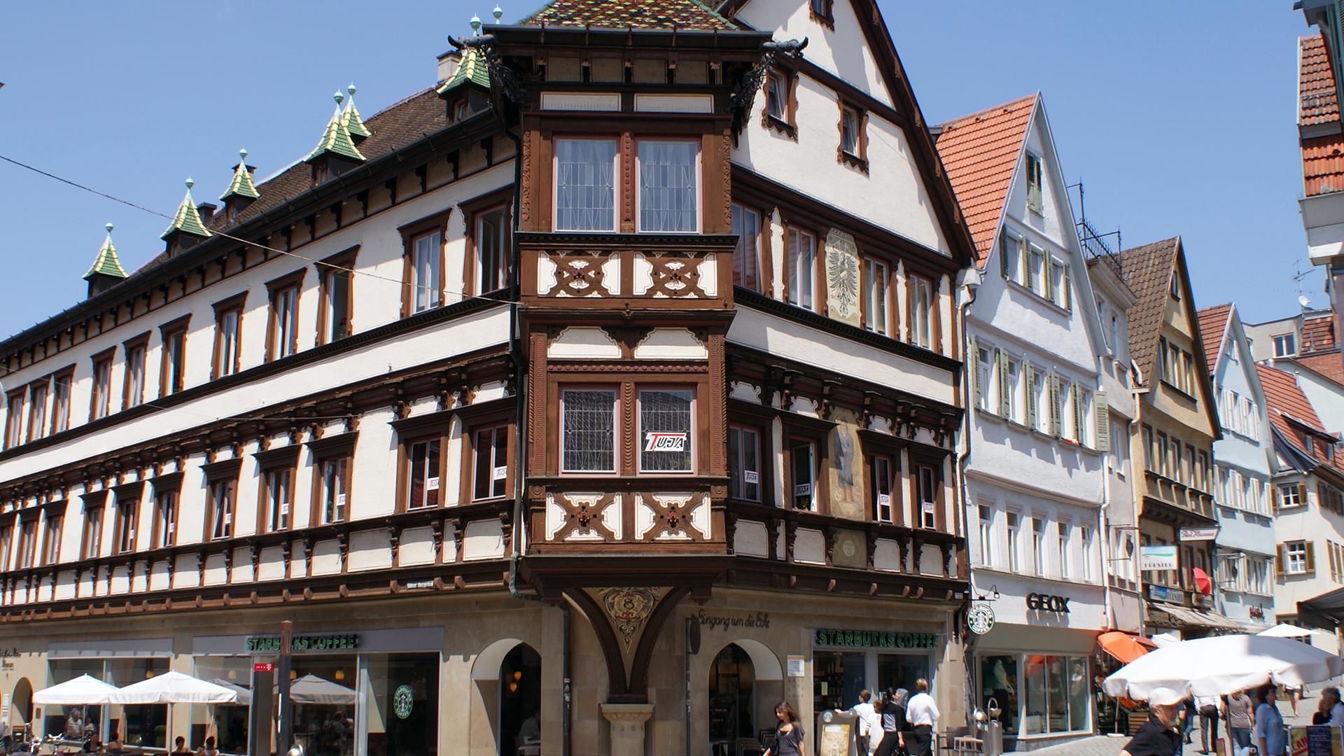 Paracelsushaus, Esslingen