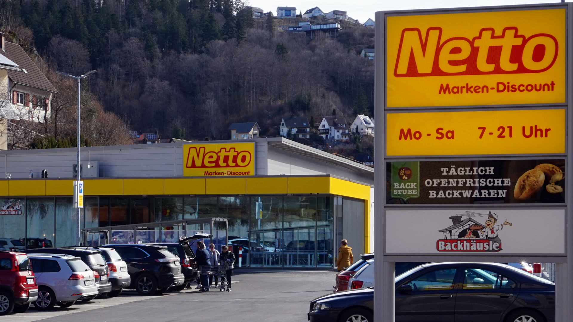 Netto, Triberg