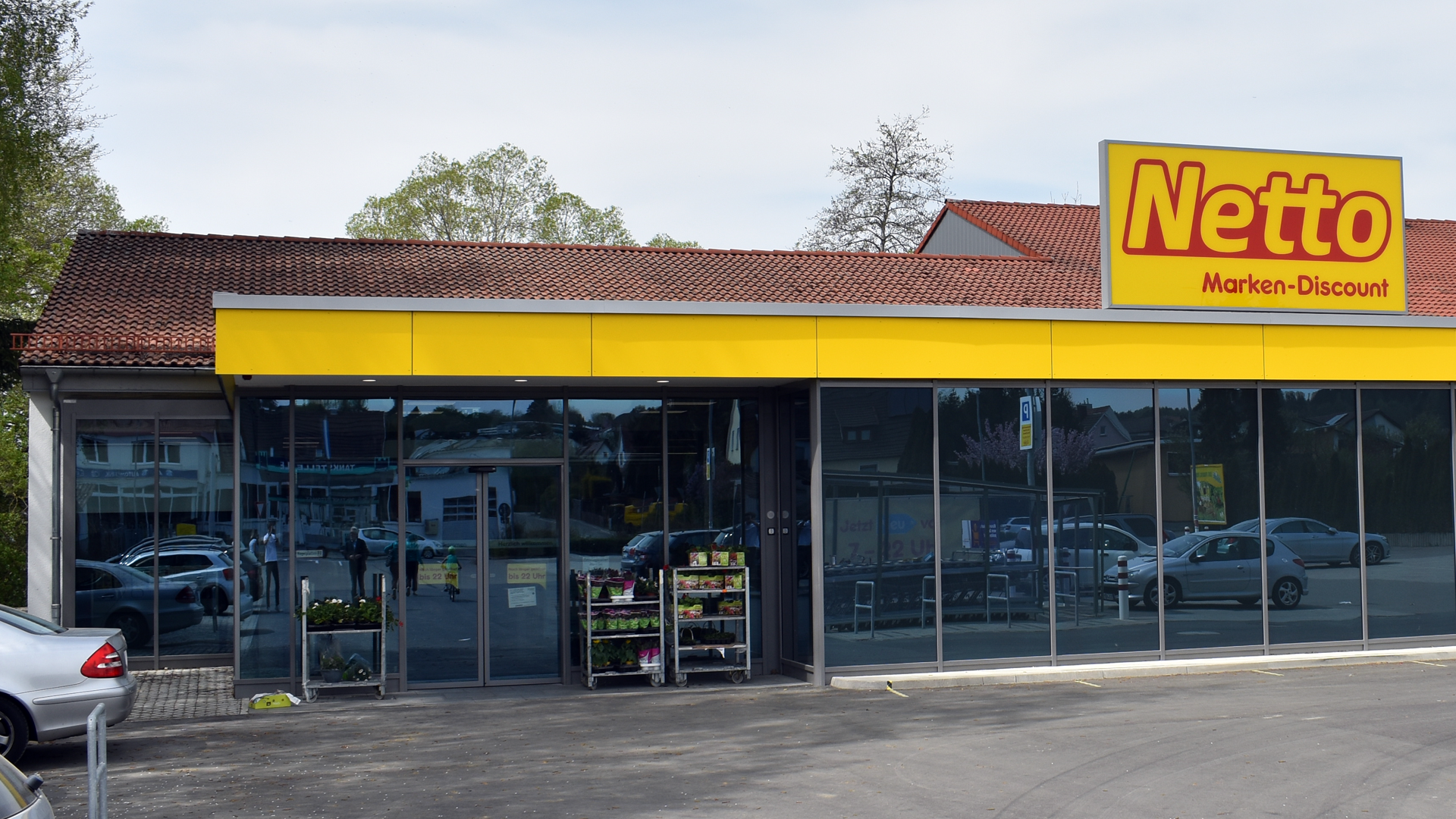Netto, Krauchenwies
